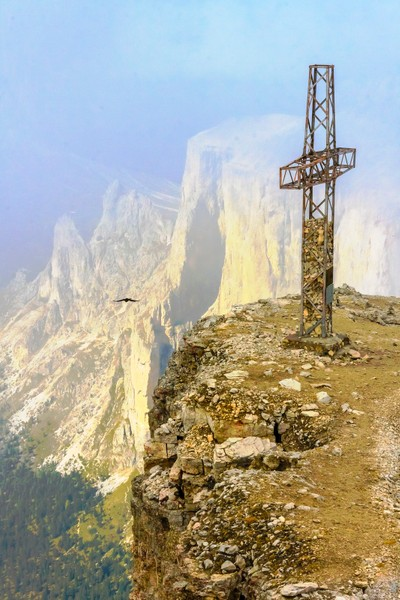 A Cross at the Top