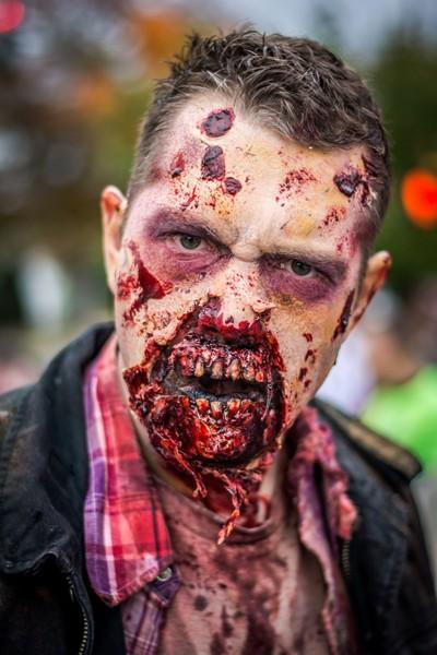 Fredericksburg Zombie Walk 2014 3