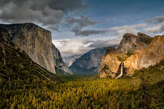 Yosemite by EduardMoldoveanu