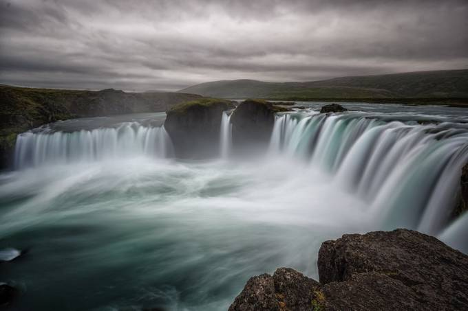 Godafoss by antoniozarli - Photos With Filters Photo Contest