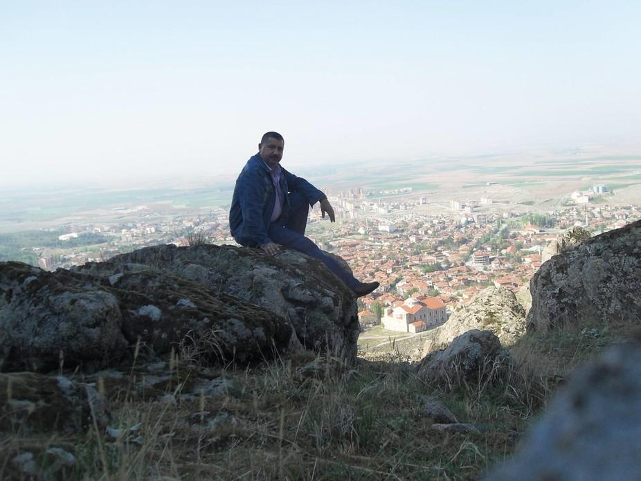Türkiye - Eskişehir - Sivrihisar İlçesi ve Ben - Turquía - Eskisehir - Condado Sivrihisar y yo