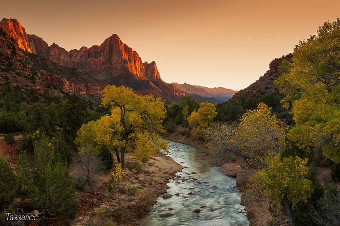 Virgin River by tassanee - National Parks Photo Contest