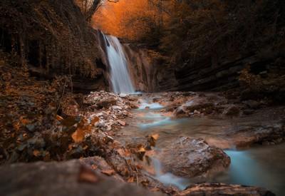 Erfelek Waterfall