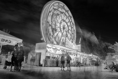 Ghosts in the Wheel