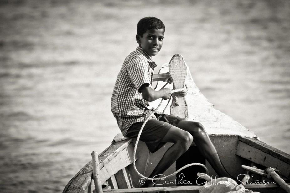 © Cinthia Gibbens-Stimson  India