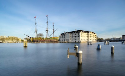 Amsterdam Tall Ship