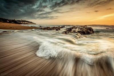 UMDLOTI BEACH, KZN, South Africa