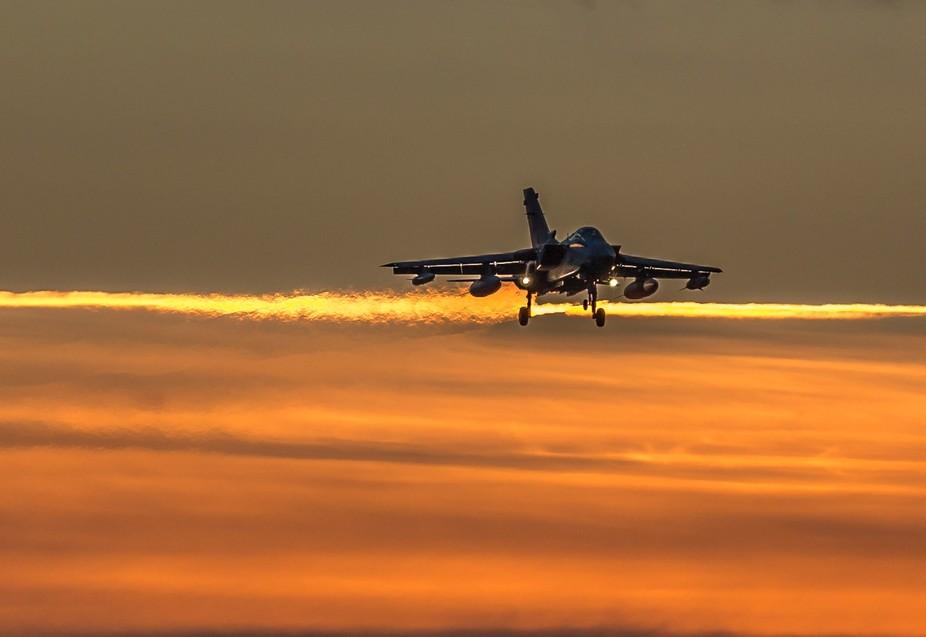 RAF Lossiemouth  Scotland