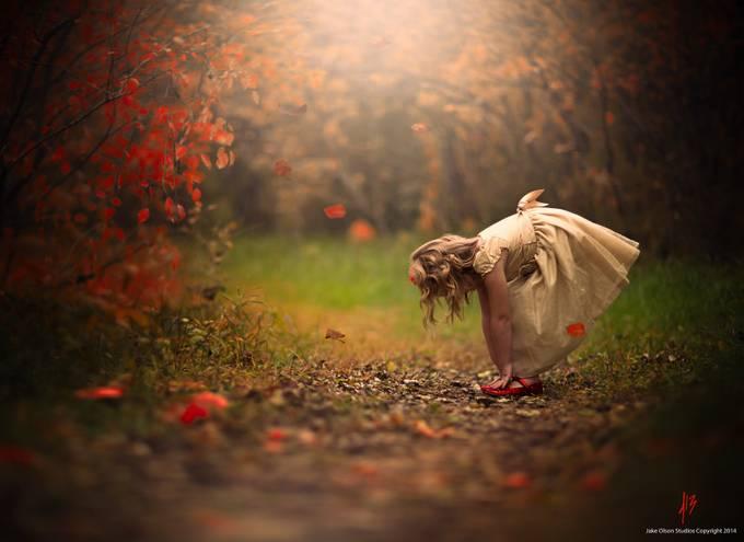 Ruby Autumn by JakeOlsonStudios - Fall 2016 Photo Contest