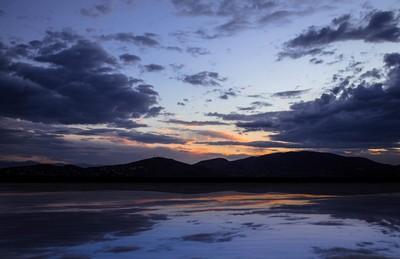 Sunset at Skiathos, Greece