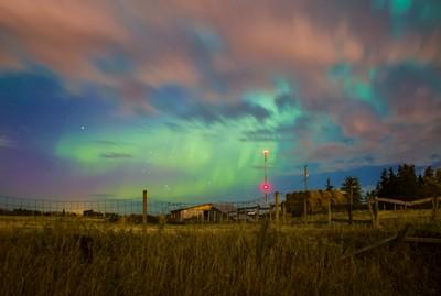 Albertan Northern Lights