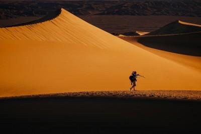 Sand Dune Hunter