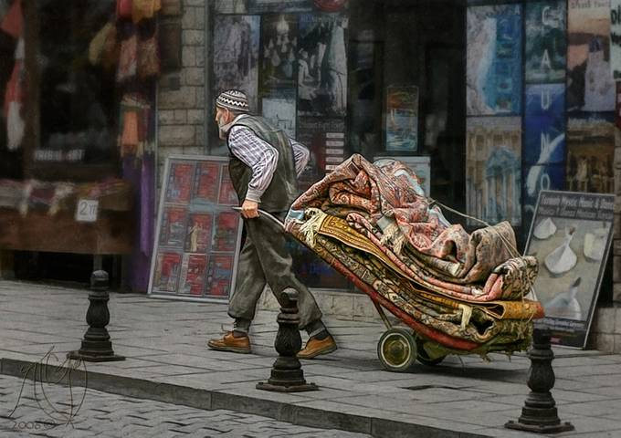 Magic Carpet Transport Service by ntgreen - Visuals of Life Photo Contest