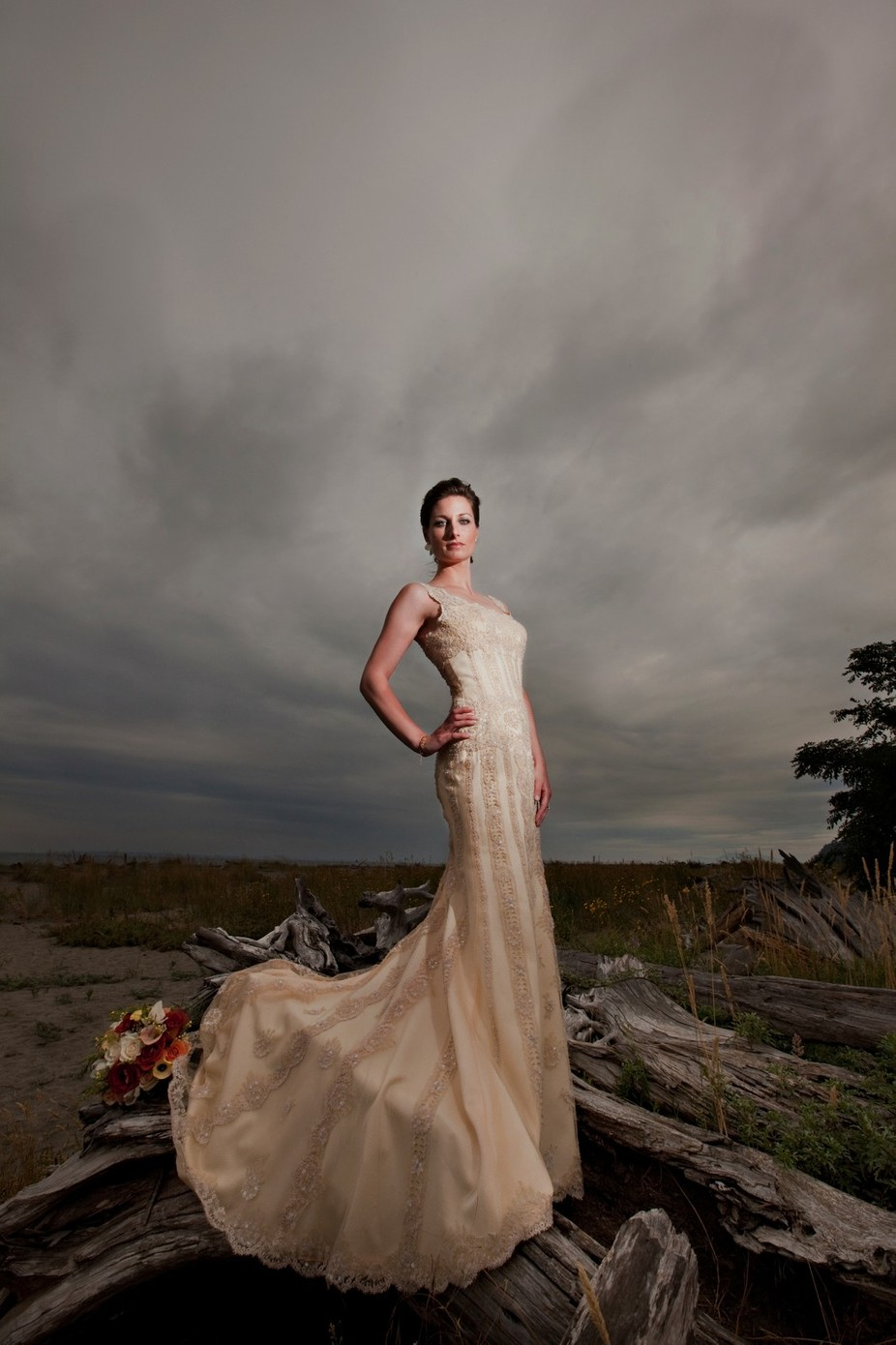 sarah by leannescherp - Weddings And Fashion Photo Contest