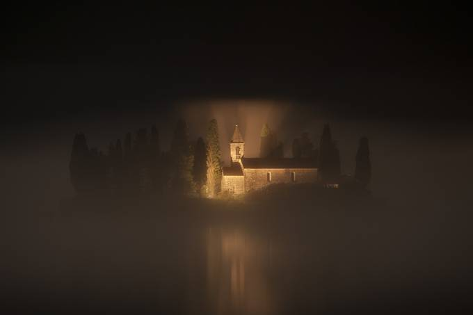 St. George by lboskovic - Lost In The Fog Photo Contest