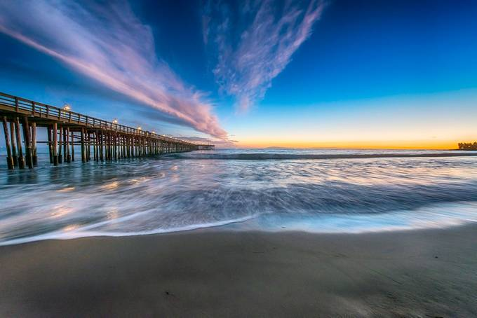 Ventura Pier by jasongerard - The Ocean Photo Contest