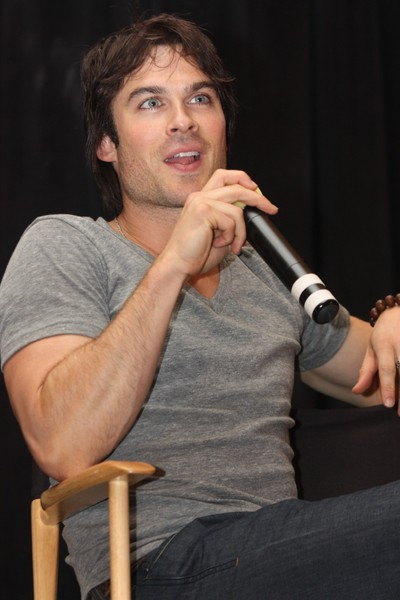 The Vampire Diaries Convention 2012-07-28