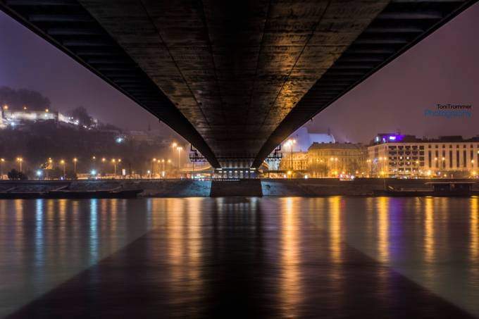 Bridge by tonitrommer - Under The Bridge Photo Contest