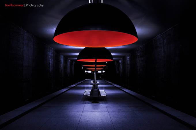 Subway by tonitrommer - Circle Games Photo Contest