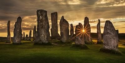 The Standing Stones of Calanish