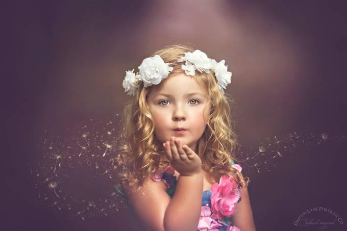 Make A Wish by DaltonLanePortraitCo - Flares And Glitter Photo Contest