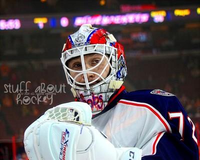 Stuff Nick Foligno Loves About Hockey . . . Bob!