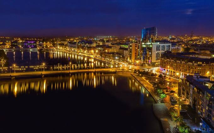 Limerick Glows by NoelSalisid - Photofocus Feature Photo Contest Volume 1