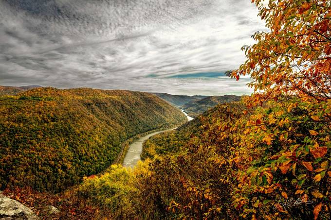 Grandview WV by Vance64 - Pushing Limits Photo Contest