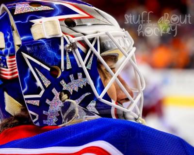 Stuff I'm Grateful For About Hockey . . . Sexy Swedish Savers & Pretty Goalie Masks