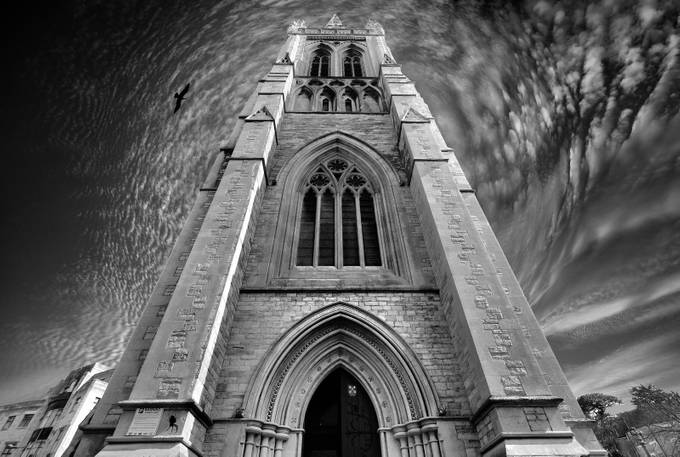 Soulfly (Darkled) by The-Art-of-Darkness - Tall Structures Photo Contest