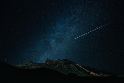 The Shooting Star