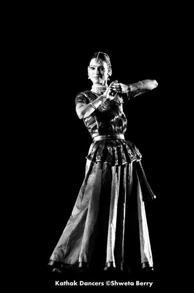 Kathak Dancer 2