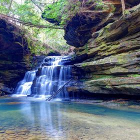 Mize Mills is located in the Sipsey Wilderness area, part of the Bankhead National Forest near Double Springs Alabama. Alabama has plentiful wate...