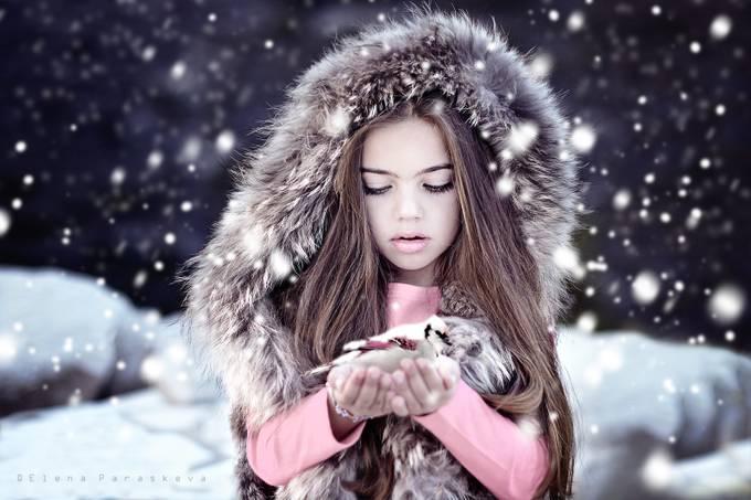 Winter Tales by ElenaParaskeva - Image of the Year Photo Contest by Snapfish