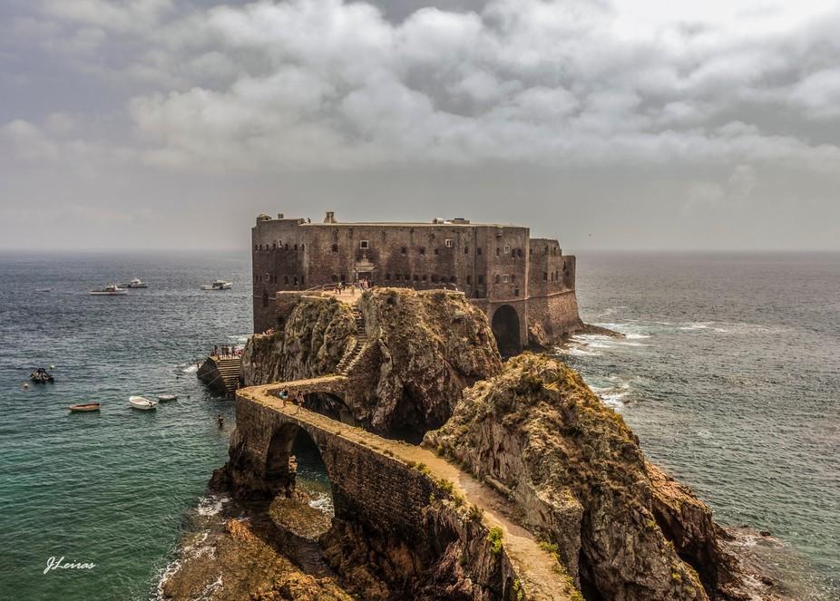 Forte de S. João Baptista - Berlenga - Portugal