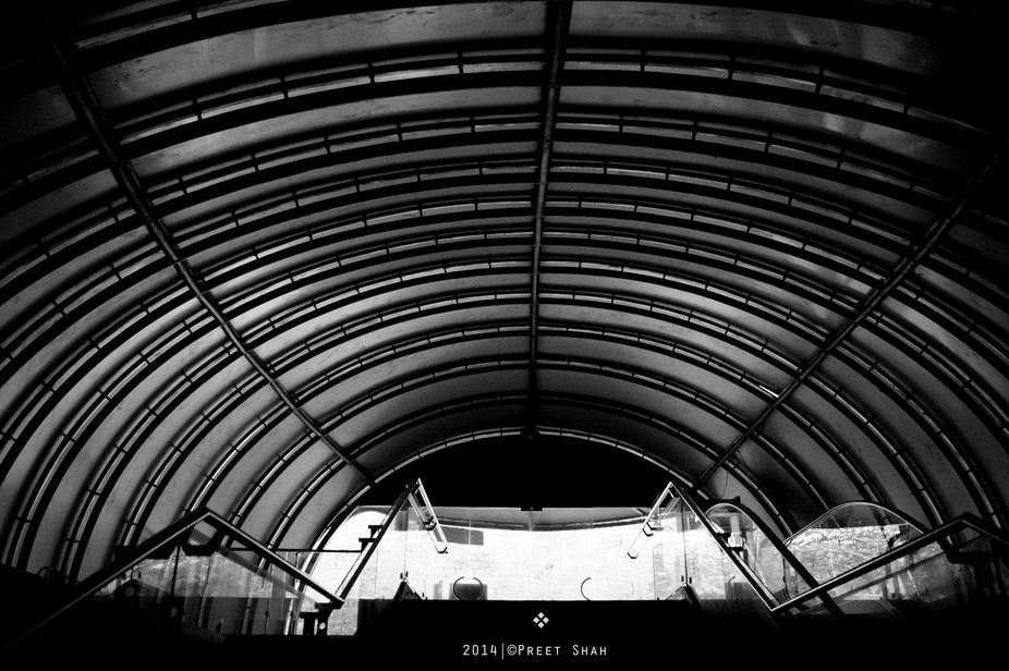Eskelator view of science city,Ahmedabad...i had capture it while i was just passing thrugh it.