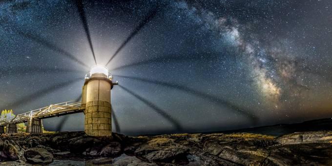 Marshall Point Milkyway by stephenippolito - Dodho Volume 4 Photo Contest