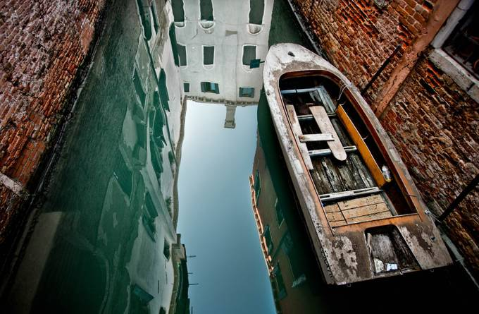 Venetian Reflection by fronteras - Best Shot Photo Contest