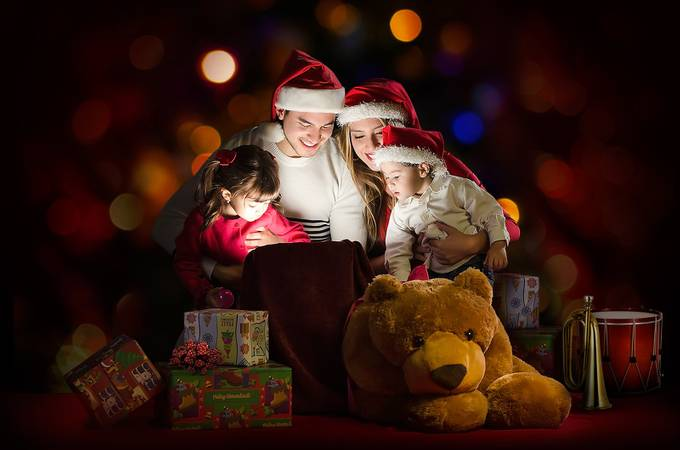 42 Photos Showing The Magic Of Christmas