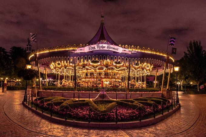 Every Little Girls Dream . . . A Carrousel by Teri_Reames - Bright And Colorful Photo Contest