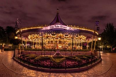 Every Little Girls Dream . . . A Carrousel
