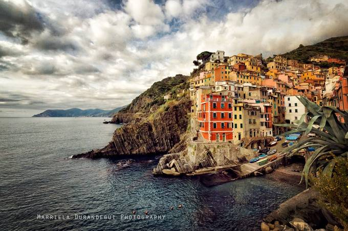 charming Riomaggiore by marrieladurandegui - Discover Europe Photo Contest