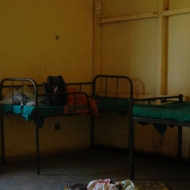 Malaria Patient at Agule Community Health Center (Uganda)