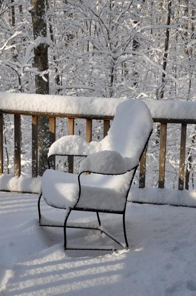My Chair!