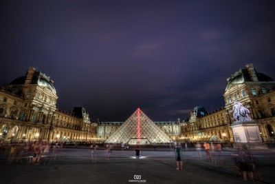 Ghosts of Louvre