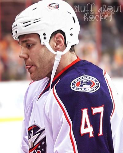 Stuff I Love About Hockey . . . When They Stick Their Tongue Out