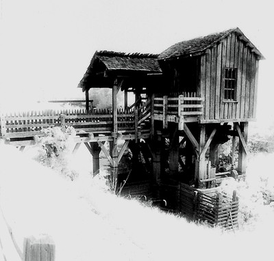 Old Mill infrared