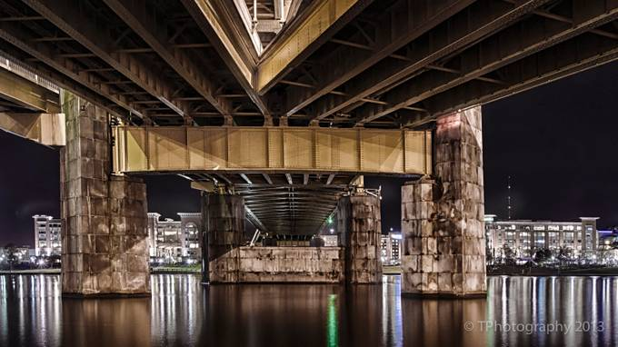 Pgh bei Nacht-87_HDR by thomaspreston - Under The Bridge Photo Contest