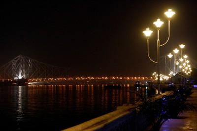 CITY OF JOY - at Night