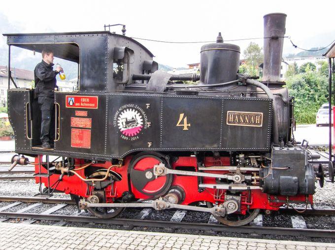 The Cog Train